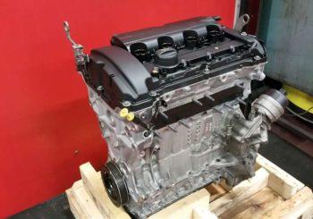 Motor Peugeot / Citroën 1.6 16V 150 THP, motorcode EP6DT, EP6CDT, 5F04, 5FX